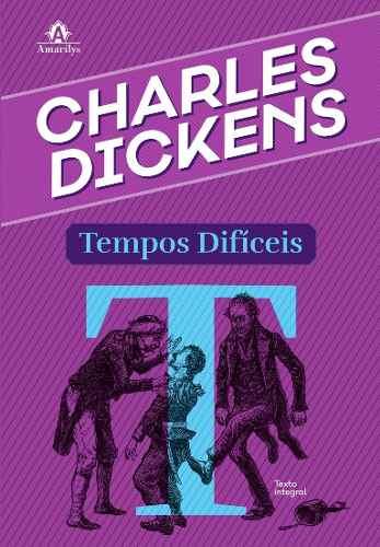 Tempos Difíceis Dickens  - LIVRARIA ODONTOMEDI