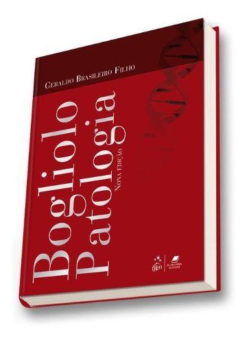 Livro Bogliolo - Patologia  - LIVRARIA ODONTOMEDI