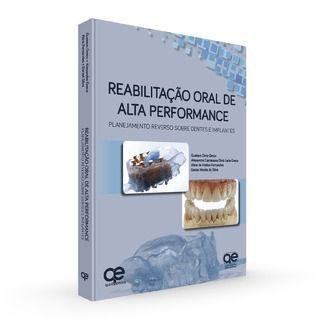 Livro Reabilitação Oral De Alta Performance - Greco  - LIVRARIA ODONTOMEDI