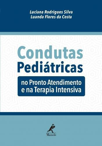 Livro Condutas Pediátricas  - LIVRARIA ODONTOMEDI