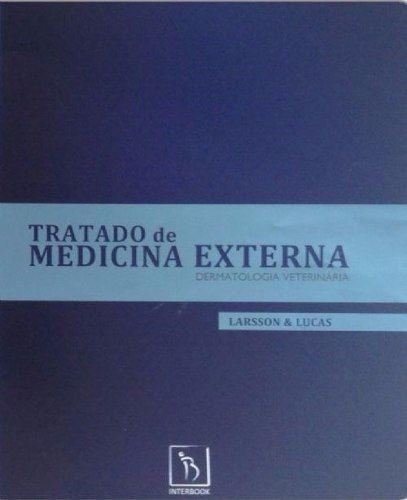 Livro Tratado De Medicina Externa Dermatologia Veterinária  - LIVRARIA ODONTOMEDI