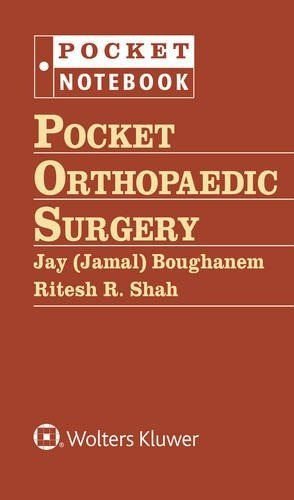 Pocket Orthopaedics  - LIVRARIA ODONTOMEDI