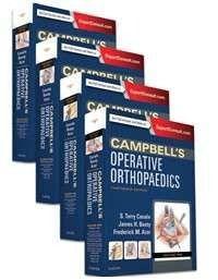 Campbells Operative Orthopaedics 4 Vols  - LIVRARIA ODONTOMEDI