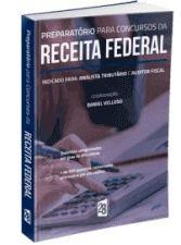 Livro Preparatório Para Concursos Da Receita Federal  - LIVRARIA ODONTOMEDI