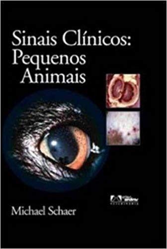 Livro Sinais Clínicos: Pequenos Animais  - LIVRARIA ODONTOMEDI