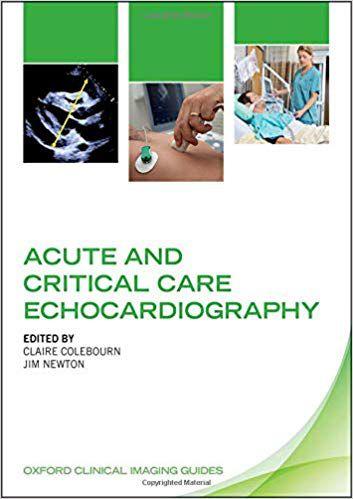 Livro Acute and Critical Care Echocardiography  - LIVRARIA ODONTOMEDI
