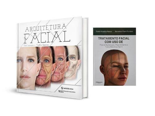 Arquitetura Facial + Tratamento, Fio Sustentação Preenchedor  - LIVRARIA ODONTOMEDI