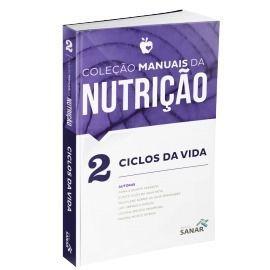 Coleção Manuais Da Nutrição Para Concursos E Residência vol 1, 2 E 3  - LIVRARIA ODONTOMEDI