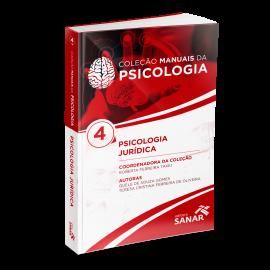 Coleção Manuais da Psicologia para Concursos e Residências (Volumes 1, 2, 3, 4 & 5)  - LIVRARIA ODONTOMEDI