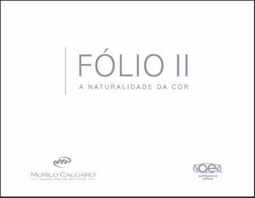 Combo Folio I E Folio II  - LIVRARIA ODONTOMEDI