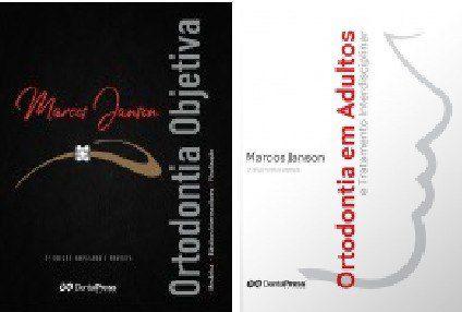 Combo Ortodontia Objetiva 2ªed E Ortodontia Em Adultos 3ªed  - LIVRARIA ODONTOMEDI