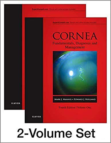 Cornea, 2-Volume Set  - LIVRARIA ODONTOMEDI