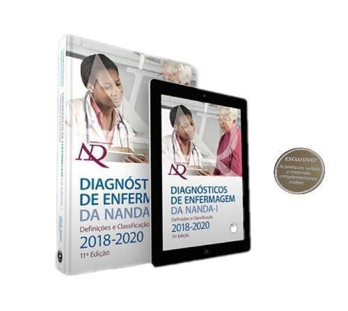 Diagnósticos De Enfermagem Da Nanda 2018 - 2020 Com 3 Exemplares  - LIVRARIA ODONTOMEDI
