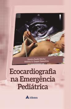 Livro Ecocardiografia na Emergência Pediátrica  - LIVRARIA ODONTOMEDI