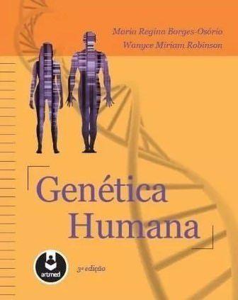 Livro Genética Humana  - LIVRARIA ODONTOMEDI
