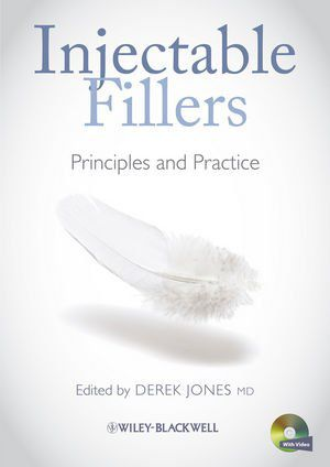 Livro Injectable Fillers: Principles and Practice  - LIVRARIA ODONTOMEDI