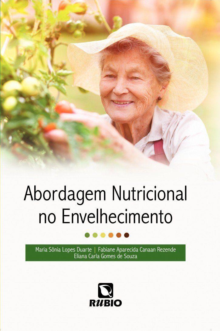 Livro Abordagem Nutricional No Envelhecimento  - LIVRARIA ODONTOMEDI