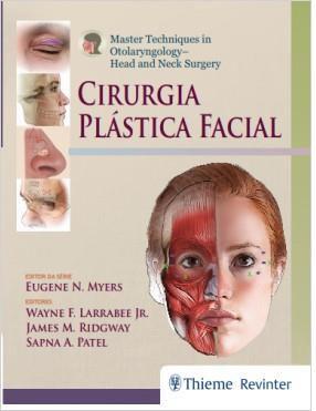 Livro Cirurgia Plástica Facial  - LIVRARIA ODONTOMEDI