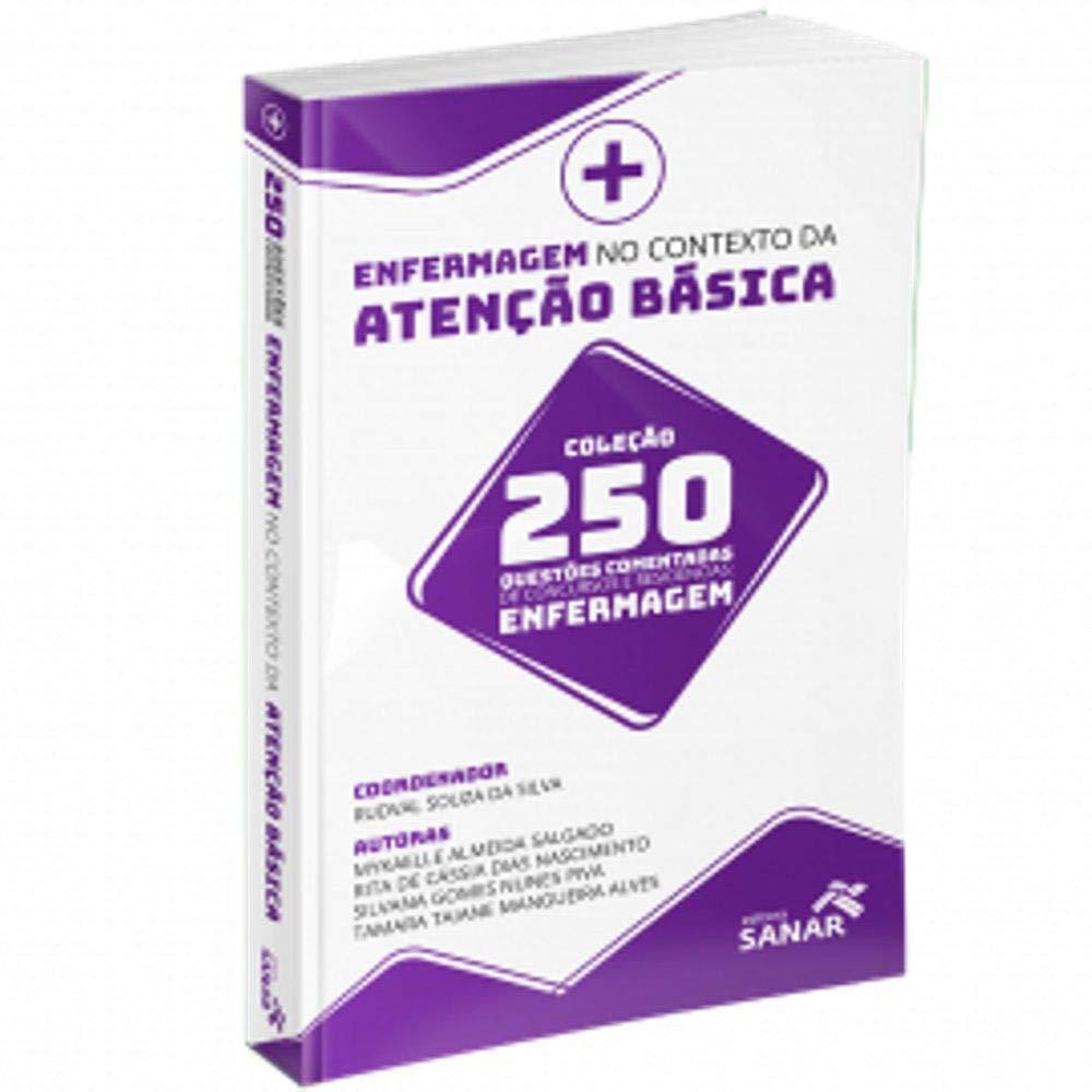 Livro Enfermagem no Contexto da Atenção Basica  - LIVRARIA ODONTOMEDI