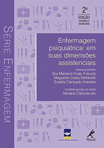 Livro Enfermagem Psiquiátrica Em Suas Dimensões Assistenciais  - LIVRARIA ODONTOMEDI