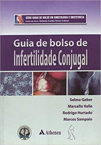 Livro Guia de Bolso de Infertilidade Conjugal  - LIVRARIA ODONTOMEDI