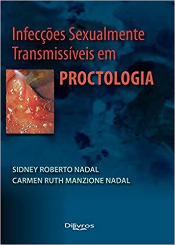 Livro Infecções Sexualmente Transmissíveis Em Proctologia  - LIVRARIA ODONTOMEDI