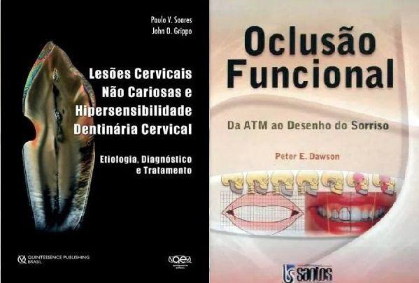 Livro Lesões Cervicais Não Cariosas e Oclusão Funcional  - LIVRARIA ODONTOMEDI