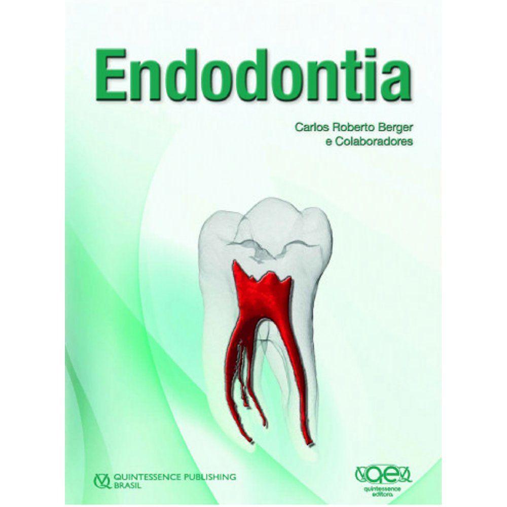Livro Endodontia  - LIVRARIA ODONTOMEDI