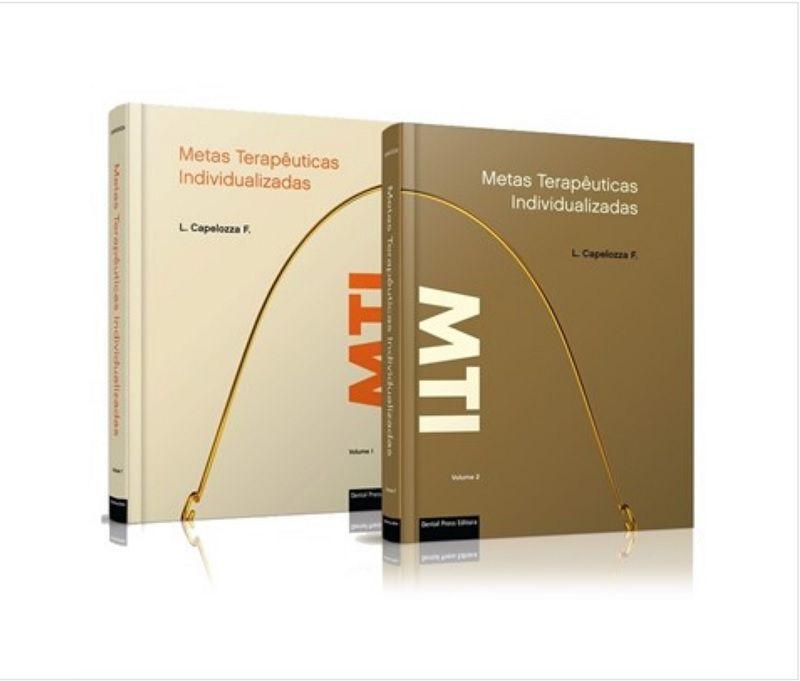 Livro Metas Terapêuticas Individualizadas  - LIVRARIA ODONTOMEDI