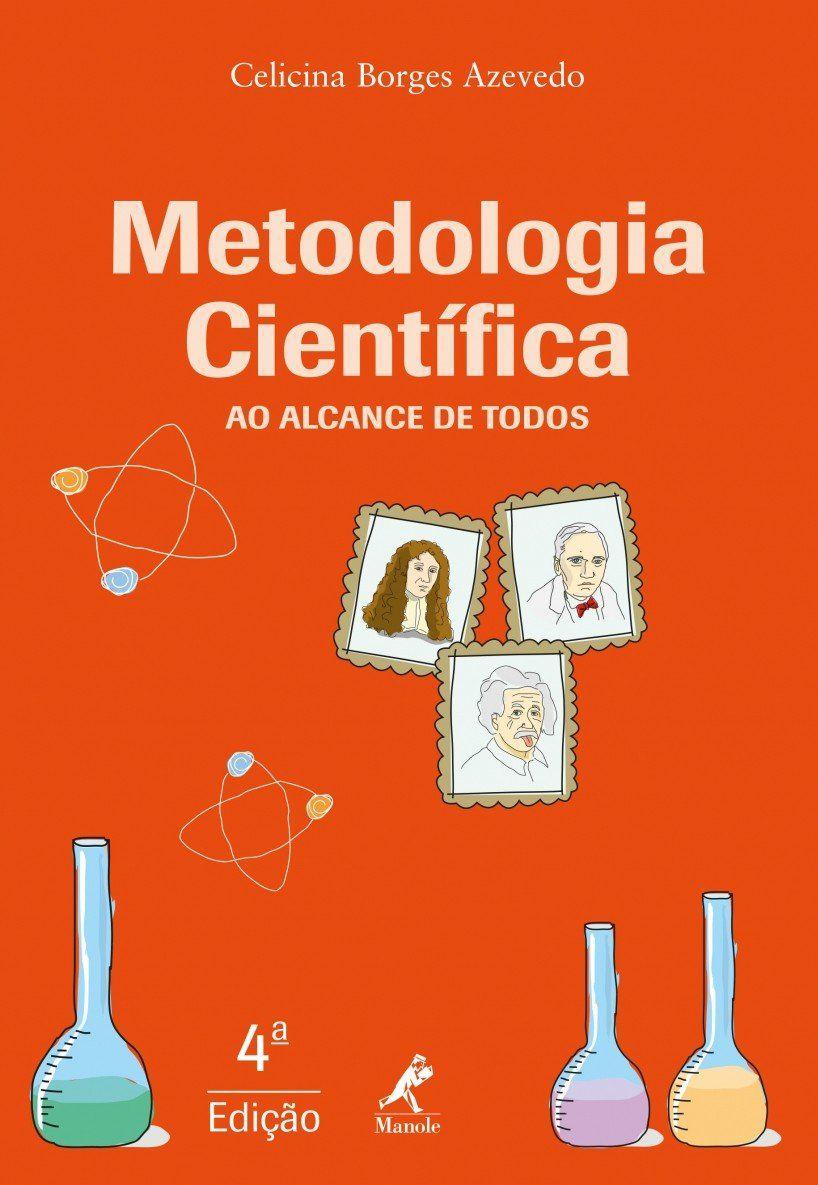 Livro Metodologia Científica Ao Alcance De Todos  - LIVRARIA ODONTOMEDI