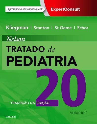 Livro Nelson - Tratado De Pediatria 2 Vols. 20 Edição  - LIVRARIA ODONTOMEDI