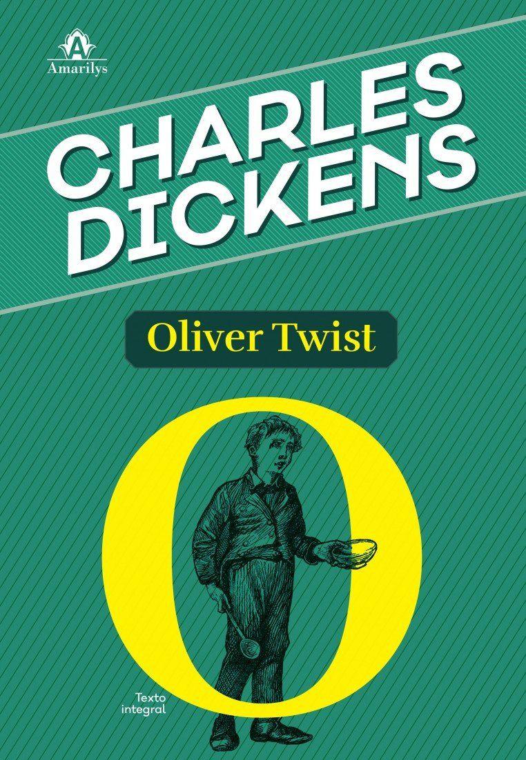 Livro Oliver Twist, Dickens Charles  - LIVRARIA ODONTOMEDI