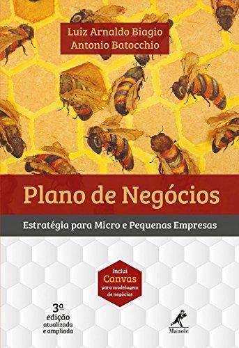 Livro Plano De Negócios, Biagio E Batocchio  - LIVRARIA ODONTOMEDI