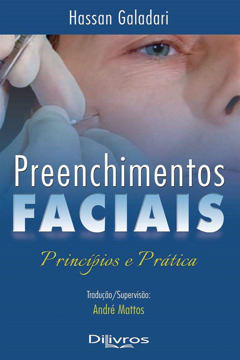 Livro Preenchimentos Faciais Principios E Praticas Flexível  - LIVRARIA ODONTOMEDI
