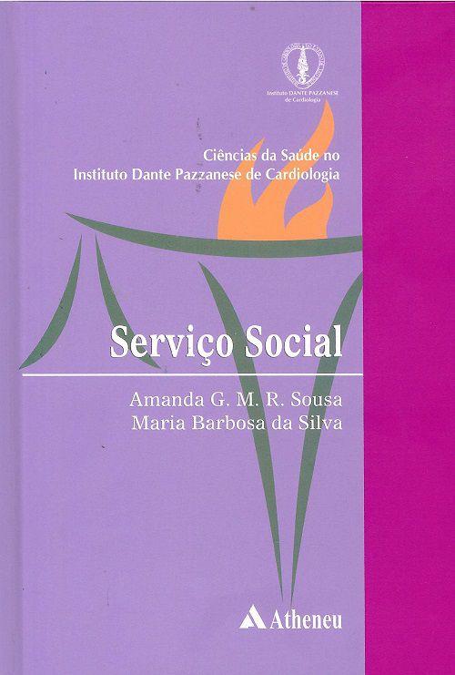 Livro Serviço Social  - LIVRARIA ODONTOMEDI