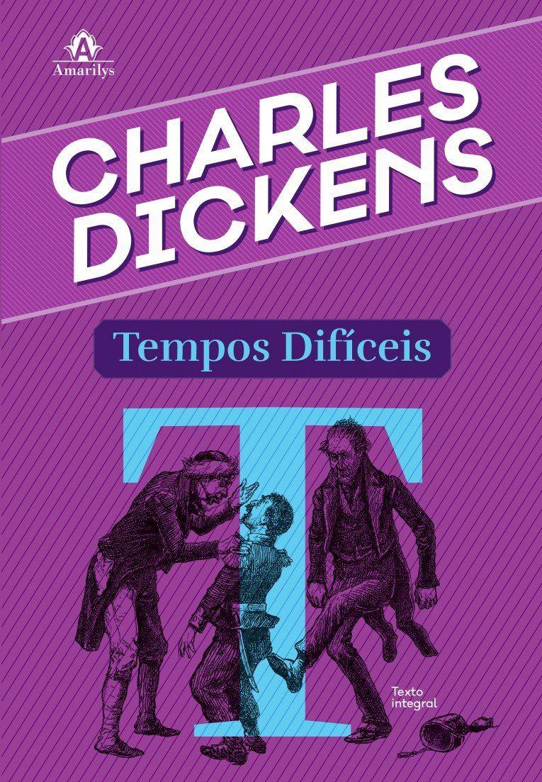 Livro Tempos Difíceis Dickens  - LIVRARIA ODONTOMEDI