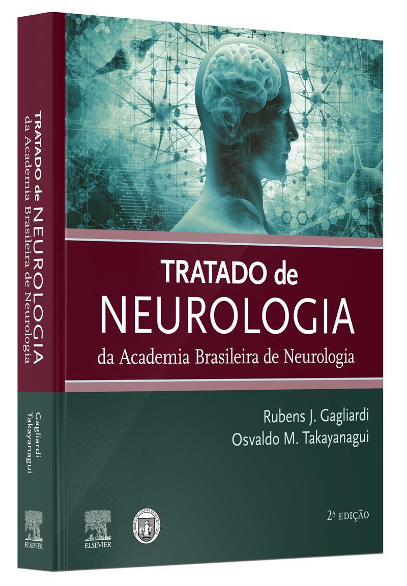Livro Tratado de Neurologia da Academia Brasileira de Neurologia  - LIVRARIA ODONTOMEDI