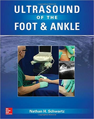 Livro Ultrasound of the Foot and Ankle  - LIVRARIA ODONTOMEDI