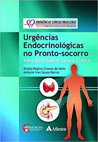 Livro Urgências Endocrinológicas no Pronto-socorro  - LIVRARIA ODONTOMEDI