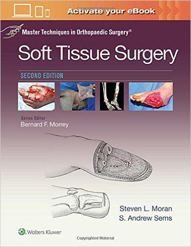 Livro Master Techniques in Orthopaedic Surgery: Soft Tissue Surgery  - LIVRARIA ODONTOMEDI