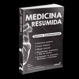 Livro Medicina Resumida - Sistema Cardiovascular  - LIVRARIA ODONTOMEDI