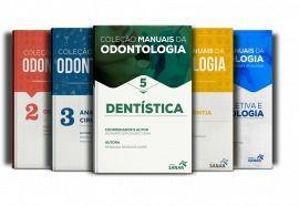 Odontologia Para Concursos E Residências Volumes 1 2 3 4 5  - LIVRARIA ODONTOMEDI