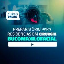 Preparatório Online para Residências em Cirurgia e Traumatologia Bucomaxilofacial  - LIVRARIA ODONTOMEDI
