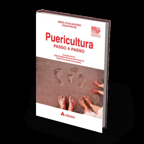 Livro Puericultura Passo A Passo  - LIVRARIA ODONTOMEDI
