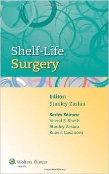 Livro Shelf-Life Surgery  - LIVRARIA ODONTOMEDI