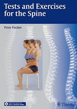 Livro Tests And Exercises For The Spine  - LIVRARIA ODONTOMEDI
