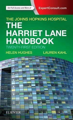 Livro The Harriet Lane Handbook: Mobile Medicine Series, 21ª edition  - LIVRARIA ODONTOMEDI