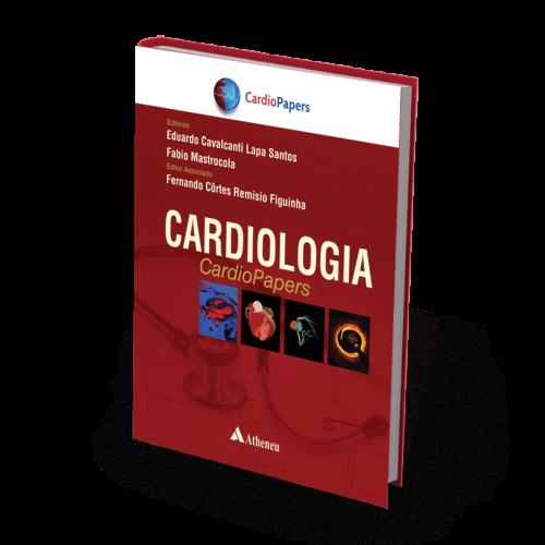 Livro Tratado Cardiologia Cardiopapers  - LIVRARIA ODONTOMEDI