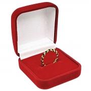 Anel Aliança Cravejado Zirconias Negras Banho De Ouro 18k 2544