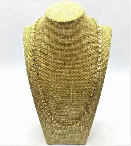 Cordão Athina 6mm 75cm Banho De Ouro 18k 2250
